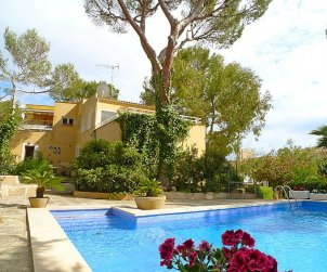 Villa   Santa Ponça para 8 personas con piscina privada p1