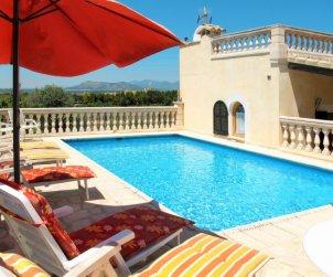Villa   Muro para 6 personas con piscina privada p0