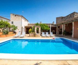 Villa   María de la Salut para 10 personas con piscina privada p1