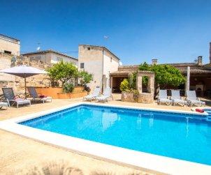 Villa   María de la Salut para 10 personas con piscina privada p2