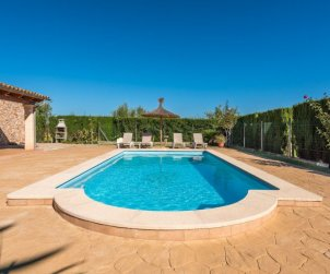 Villa   Sencelles para 4 personas con piscina privada p1