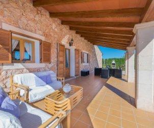 Villa   Sencelles para 4 personas con piscina privada p2