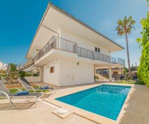 Villa   Alcúdia para 6 personas con piscina privada p0