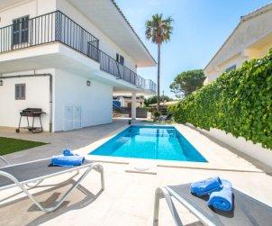Villa   Alcúdia para 6 personas con piscina privada p1