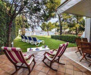 Villa   Alcúdia para 8 personas con panorámicas vista mar p0