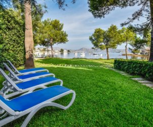 Villa   Alcúdia para 8 personas con panorámicas vista mar p1