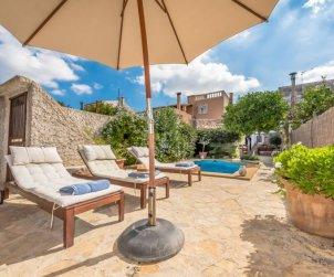 Villa   Campanet para 6 personas con piscina privada p2