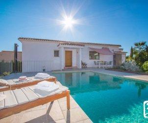 Villa   Calpe para 4 personnes con piscina privada, aere acondicionado y sala de juegos p1