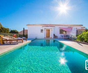 Villa   Calpe para 4 personnes con piscina privada, aere acondicionado y sala de juegos p0