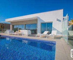 Villa moderna  Moraira  para 8 personas con piscina privada, vista mar y aire acondicionado  p0