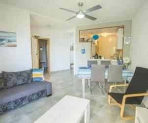 Apartamento  en Peniscola  para 4 personas con vista al mar, estacionamiento y aire acondicionado  p2
