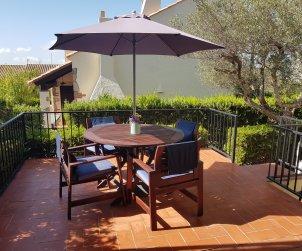 Villa   L'Estartit para 4 personas con piscina comunitaria p0