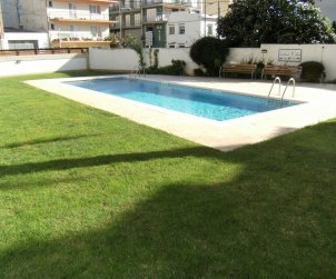 Apartamento   L'Estartit para 6 personas con piscina comunitaria p1