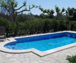 Villa    Miami Platja para 8 personas con piscina privada y A/C p1