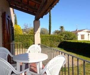 Villa   l'Estartit para 4 personnes con piscina comunitaria p2