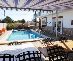 Villa  en Ametlla de Mar  para 6 personas con piscina privada e internet  p0
