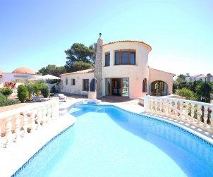 Villa   Javea para 6 personas con piscina privada p0
