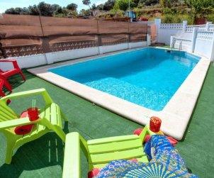 Villa   Lloret del Mar para 8 personas con piscina privada p0