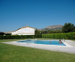Villa   L'Estartit para 4 personas con piscina comunitaria p1