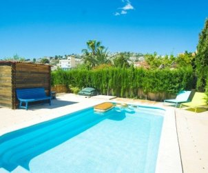 Villa  en Peñíscola  para 6 personas con piscina privada  p0