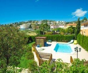 Villa  en Peñíscola  para 6 personas con piscina privada  p1