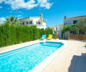 Villa  en Peñíscola  para 6 personas con piscina privada  p2