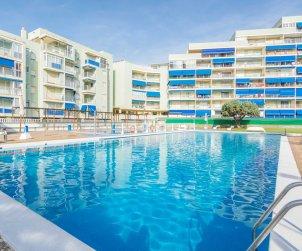 Apartamento  en Oropesa del Mar  para 6 personas con piscina comunitaria, parking y cerca del mar  p1