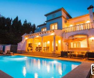 Villa  en Benissa  para 8 personas con piscina privada y cerca del mar  p0