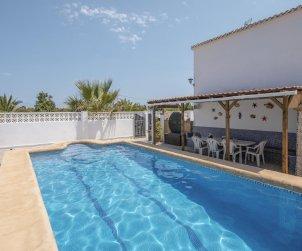 Apartamento   Javea para 6 personas con piscina comunitaria p1