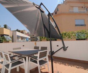 Apartamento   Blanes para 3 personas con lavadora y cerca del mar p1