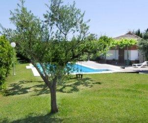 Villa  en Blanes  para 8 personas con piscina privada y bellavista jardin  p1