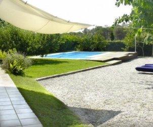 Villa  en Blanes  para 8 personas con piscina privada y bellavista jardin  p2