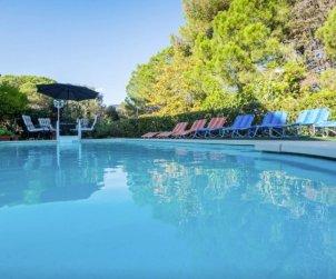 Villa   Sant Vicenç de Montalt para 10 personas con piscina privada p1