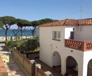 Villa   Blanes para 8 personas con vista mar p0