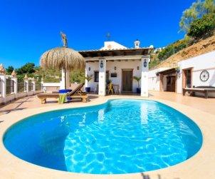 Villa   Almuñécar para 4 personas con piscina privada p1