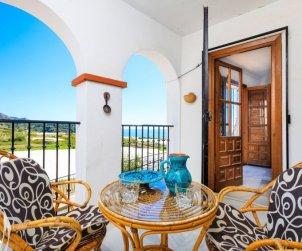 Apartamento   Nerja para 5 personas con vista mar p0