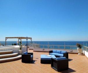 Apartamento   Torrox Costa para 6 personas con piscina comunitaria p0