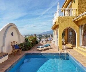 Villa   Marbella para 8 personas con piscina privada p0