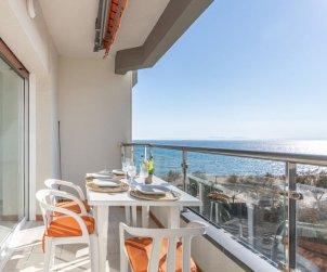 Apartamento   Rosas para 4 personas con vista mar p0