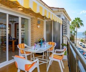 Apartamento   Cunit para 6 personas con vista mar p0