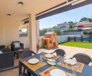 Villa   Segur de Calafell para 7 personas con piscina privada p1