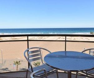 Apartamento   Torredembarra para 6 personas con piscina comunitaria p1