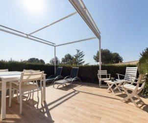 Villa   Torredembarra para 8 personas con piscina comunitaria p1
