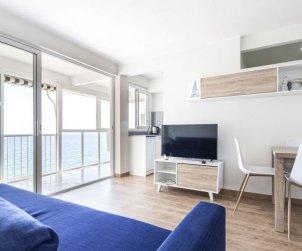 Apartamento   Salou para 4 personas con vista mar p1