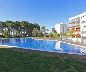 Villa   Cambrils para 7 personas con piscine intérieure p0
