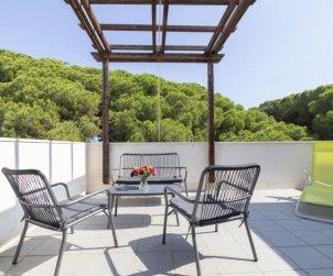 Villa   Cambrils para 7 personas con piscine intérieure p1
