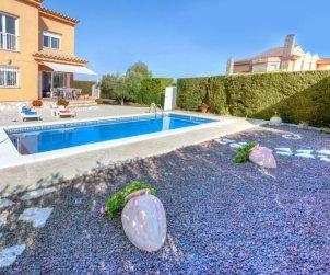 Villa   Ametlla de Mar para 8 personas con piscina privada p2