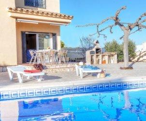 Villa   Ametlla de Mar para 8 personas con piscina privada p1