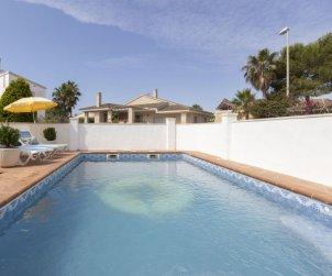 Villa   Deltebre  -  Riumar para 9 personas con piscina privada p1