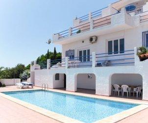 Villa   Peniscola para 14 personas con piscina comunitaria p1
